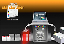 Alwan Print Standardizer